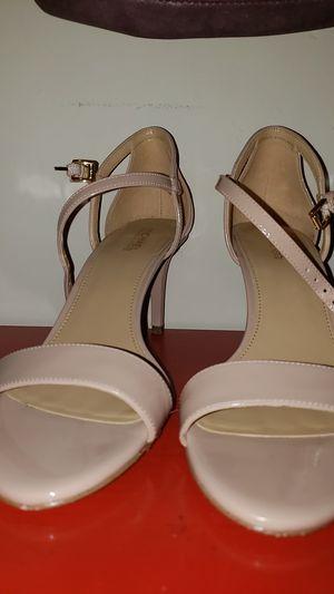 Michael Kors beige heels for Sale in Washington, DC