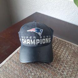 New Era Patriots Super Bowl Champions Hat $15 Firm Thumbnail