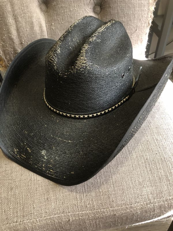 Jason Aldean Asphalt Cowboy Hat for Sale in San Antonio e1662f9d552