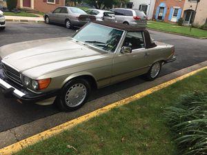 1989 Mercedes 560SL all original for Sale in Fort Belvoir, VA