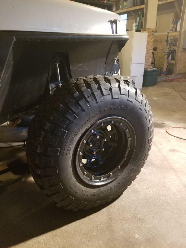 33x10 5x15 Bfg Km2 Tires For Sale In Spanaway Wa Offerup