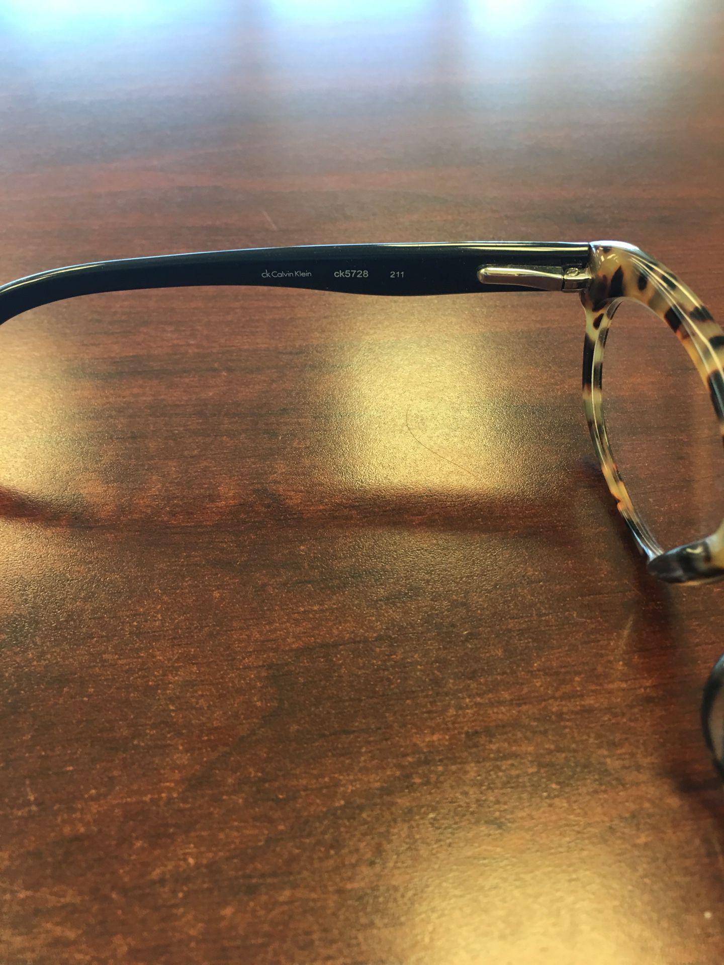 Calvin Klein reading glasses