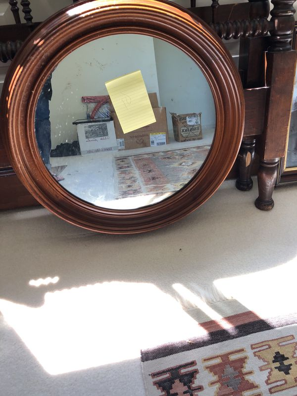 2 Mirrors Antique Antiques In Lynnwood Wa Offerup