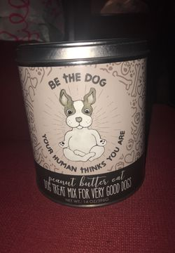 Peanut butter dog treats Thumbnail