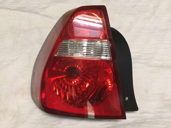 Chevy Malibu Tail Light Lamp Embly