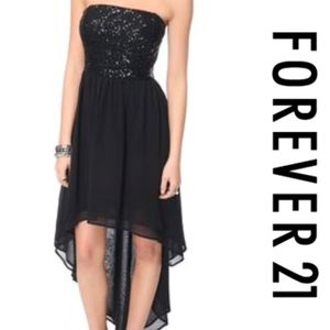 097d3a4cff2 Forever 21 Sequin High Low Dress NWT Size M for Sale in Maple Falls
