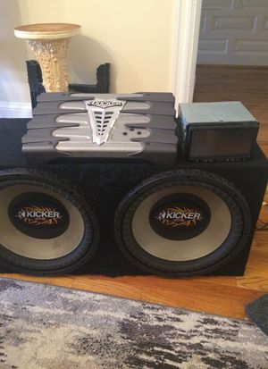 Stereo/Subs/Amp Package Deal for Sale in Washington, DC