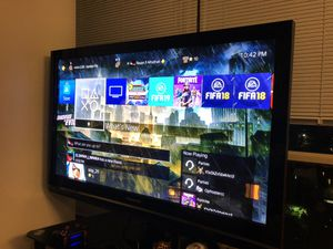 "Panasonic VIERA Plasma TV 50"" (49.9"" Diagonal) for Sale in McLean, VA"