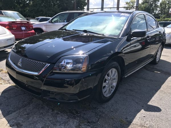 2010 mitsubishi galant for sale in decatur, ga - offerup