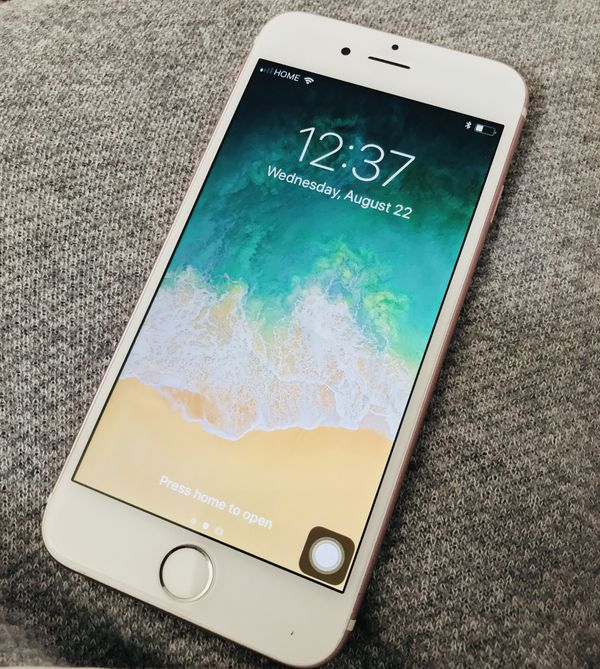 iPhone 6S 16GB T-Mobile / Metro PCS ( no iCloud, no code, no cracks, no  imei problem) for Sale in San Leandro, CA - OfferUp