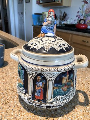 German cookie jar for Sale in Hamilton, VA