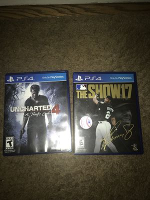 PS4 games for Sale in Frederick, MD