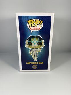 Funko Pop! The Shape of Water - Amphibian Man #637 Thumbnail