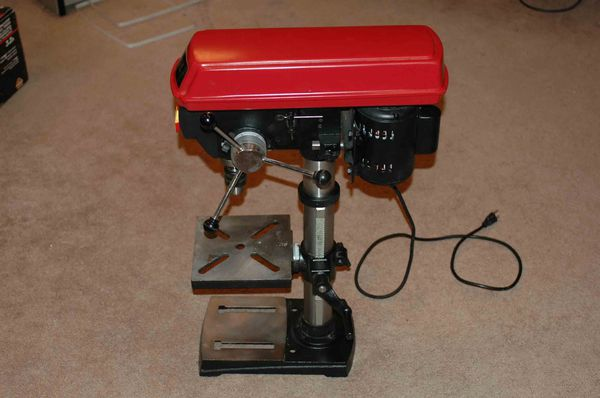 10 in  Bench top Drill Press for Sale in Columbus, OH - OfferUp