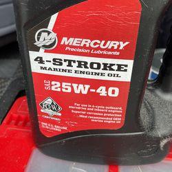 4 Stroke Marine Oil Brand New  Thumbnail