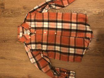 Children's place size 7/8 boys shirt Thumbnail