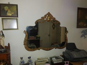 Antique mirror for Sale in Spring Hill, FL