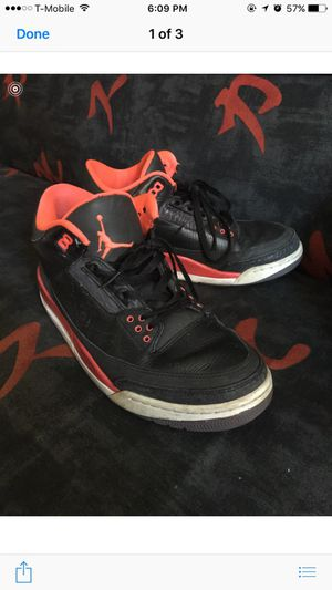 17fa7d9fba168a Air jordan 3 retro