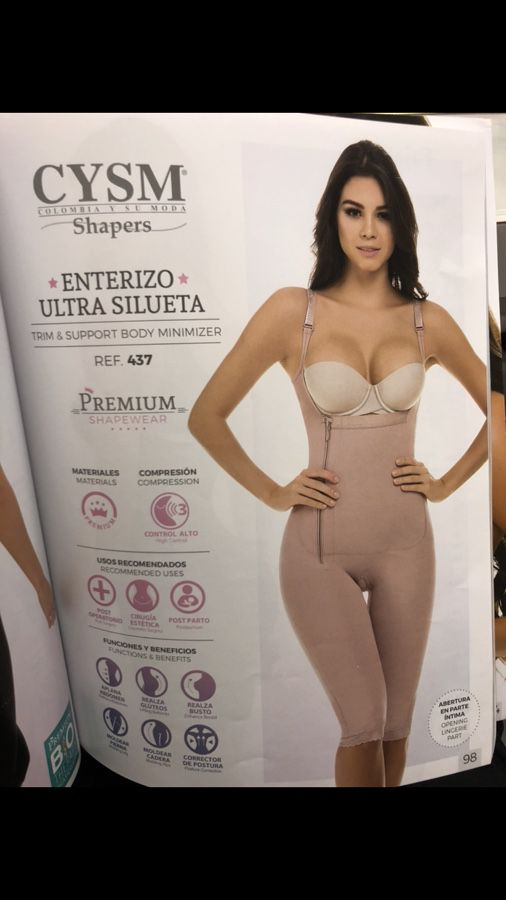 34c6826366b CYSM-Ultra Full Body Shaper for Sale in Miami
