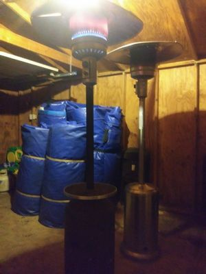 Heaters and tents for Sale in Fort Worth, TX