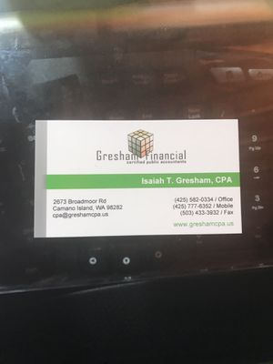 Remote CPA for Sale in Seattle, WA