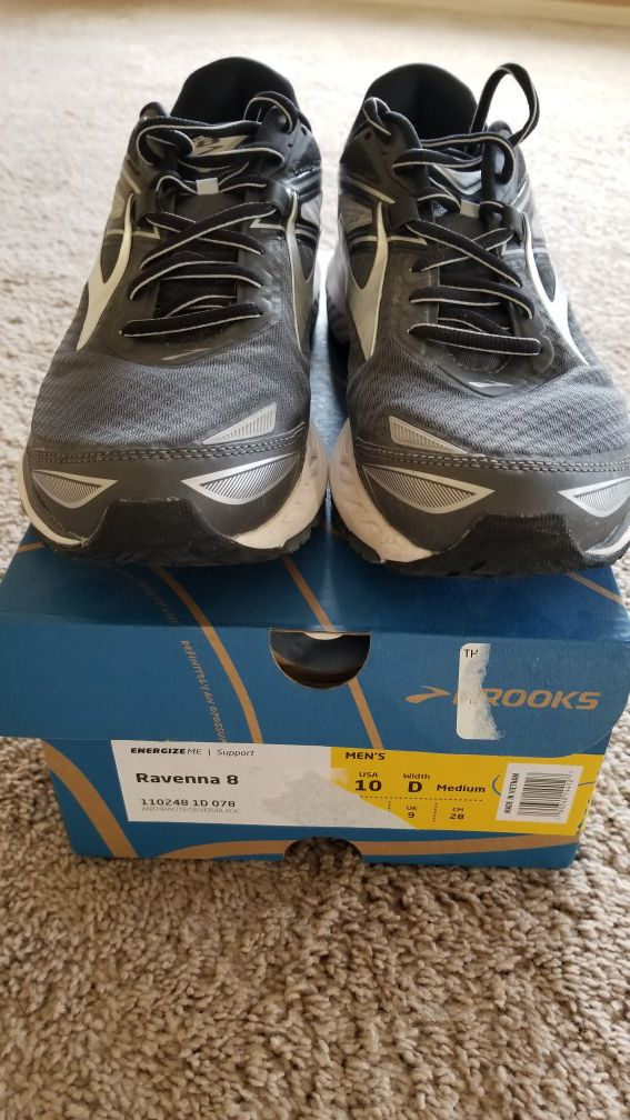 f614dc2a14c Brooks Ravenna 8 Mens Running Shoes size 10 New for Sale in Surprise ...
