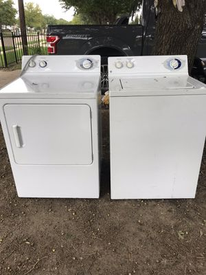 GE washer/ drier for Sale in Dallas, TX