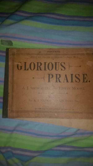 Glorious praise music aj 6$ for Sale in St. Louis, MO