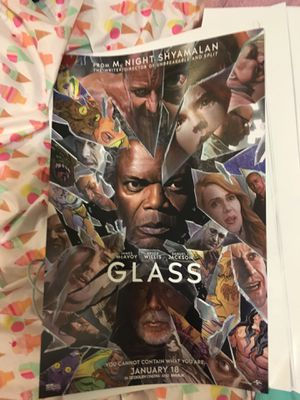 Glass Poster for Sale in Fox Point, WI
