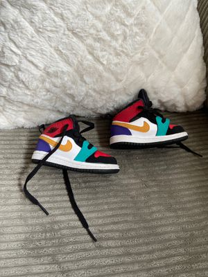 Photo Toddler Jordan 1's