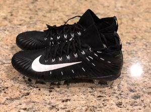 NIKE ALPHA MENACE ELITE FOOTBALL CLEATS BLACK OREO 871519-010 for Sale in Alexandria, VA