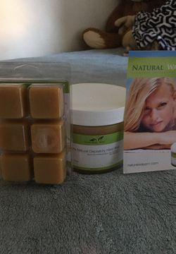 Natural way wax Thumbnail