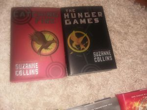Suzanne Collins books for Sale in Stafford, VA