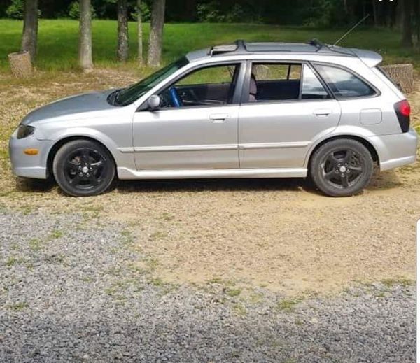 Bmw Youngstown: 2002 Mazda Protege 5 For Sale In Youngstown, OH