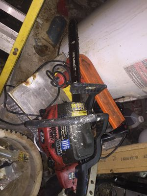 Chain saw for Sale in Pikesville, MD