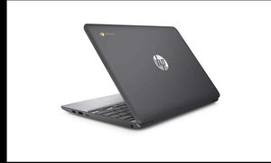 "HP Chromebook 11 Intel N3060 4GB 16GB 11.6"" TOUCH SCREEN for Sale in Sugar Land, TX"