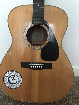 Yamaha Acoustic Guitar for Sale in Orlando, FL