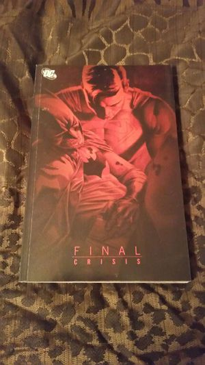 Final Crisis Comic book for Sale in Manassas Park, VA