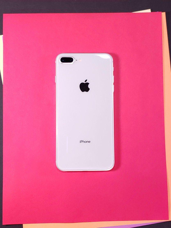 GRATIS AIRPODS iPhone 8 Plus 64GB Telefono Desbloqueado