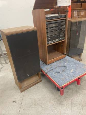 Sanyo Complete Stereo System