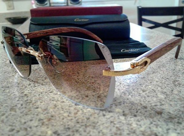 b22cb15e73 Cartier glasses authentic (BUFFS) for Sale in Akron