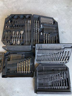 Photo Drill Bits/Tools