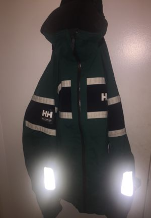 Green Medium Helly Hansen for Sale in Rockville, MD