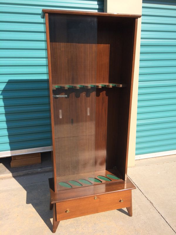 Gun Cabinet Glass Door Display Case Furniture In Longmont Co