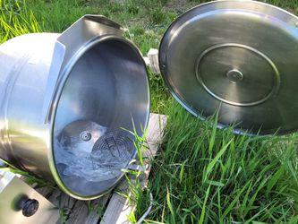 Cleveland Steam Pot Cooker  Thumbnail