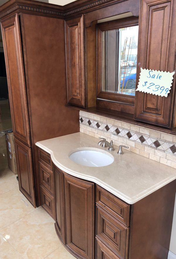 Bathroom Vanity Cabinets Sale For Sale In Freeport Ny Offerup