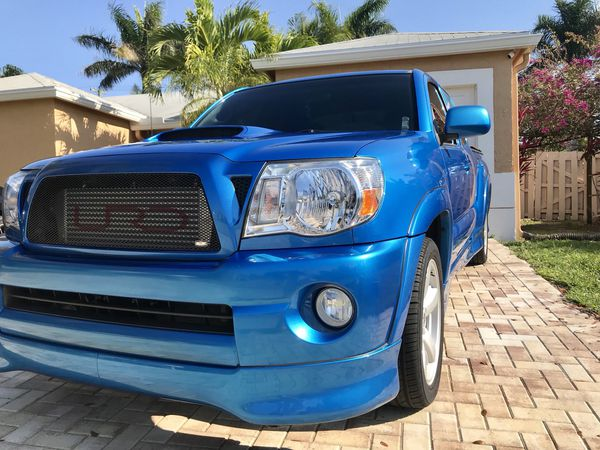 Toyota X Runner For Sale >> 2011 Toyota Tacoma X Runner Supercharged For Sale In Boca Raton Fl Offerup