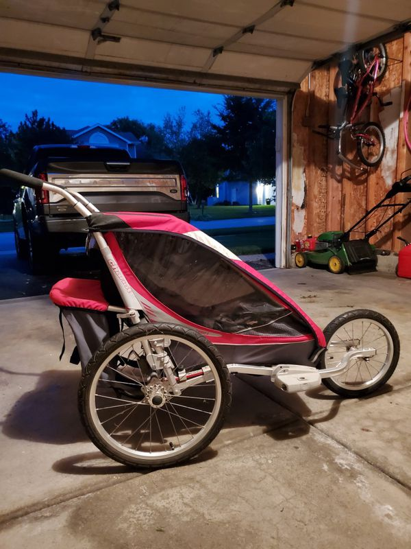 Bicycling Thule Trailer Jogger For Sale In Lake In The