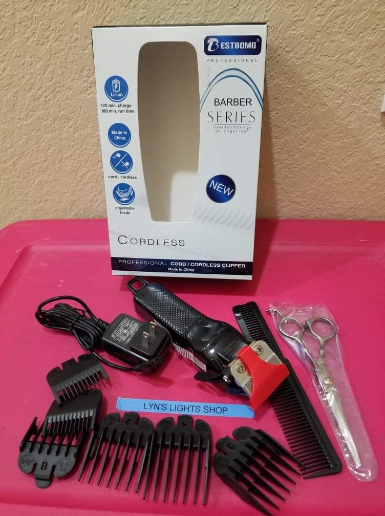 Professional Hair Trimmer Clippers