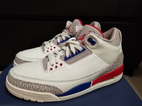 c01a4ed2772061 Air Jordan Retro 3 and 11 low size 10.5 for Sale in Tualatin